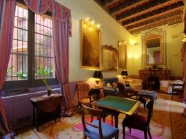 Salón Ajedrez at the Casa de Carmona - Photo