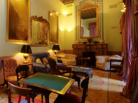 Salón Ajedrez at the Casa de Carmona - Detail  Photo