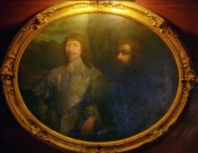 1919 Copy at Casa de Carmona of the Original at the Prado