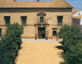 Plazuela de Lasso, property of the Casa de Carmona