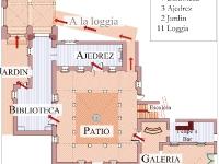 Plano de la Casa de Carmona