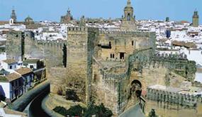 El Alcazar de la Puerta de Sevilla en Carmona