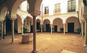 Casa Palacio del Marqués de las Torres en Carmona