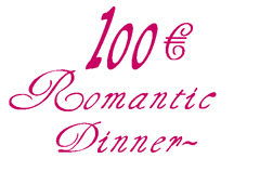 Enjoy a Romantic Dinner
