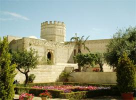 Castillo de Jerez y Jardines