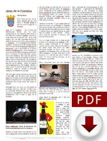 A 2 Page Guide to visiting Jerez, Click to Open in a New Browser Window