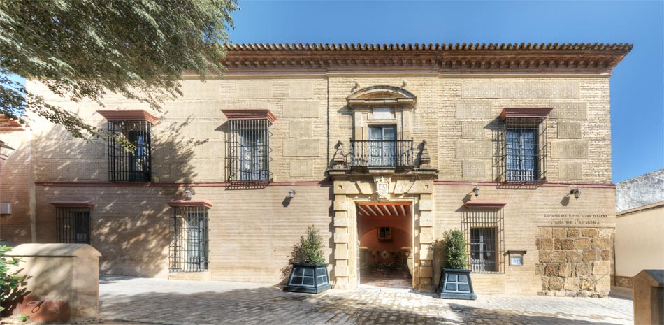 Palace Casa Carmona, Carmona, Seville